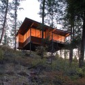 Cabin on Flathead Lake / Andersson Wise Architects (2) © Art Gray