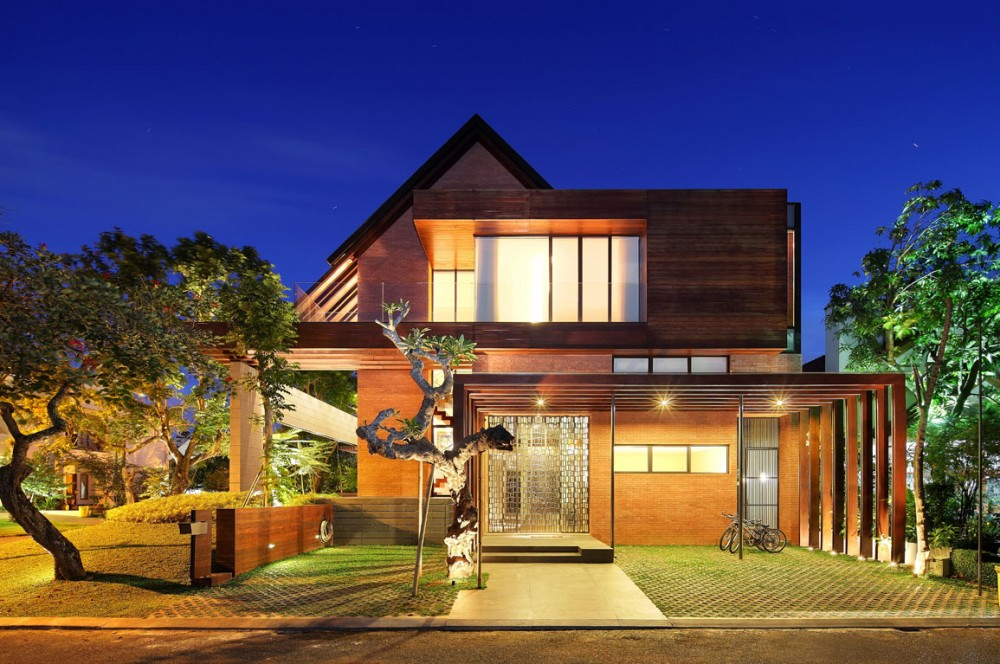 Alam Sutra Residence / Wahana Cipta Selaras