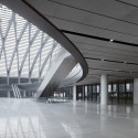 Tianjin West Railway Station / gmp architekten (4) Courtesy of gmp architekten
