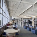 Valley-Hi North Laguna Library / Noll + Tam Architects (28) © David Wakely