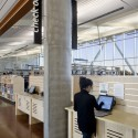 Valley-Hi North Laguna Library / Noll + Tam Architects (19) © David Wakely