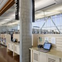 Valley-Hi North Laguna Library / Noll + Tam Architects (18) © David Wakely