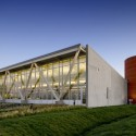 Valley-Hi North Laguna Library / Noll + Tam Architects (17) © David Wakely