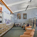 Valley-Hi North Laguna Library / Noll + Tam Architects (7) © David Wakely