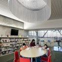 Valley-Hi North Laguna Library / Noll + Tam Architects (5) © David Wakely