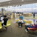 Valley-Hi North Laguna Library / Noll + Tam Architects (4) © David Wakely