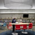 Valley-Hi North Laguna Library / Noll + Tam Architects (2) © David Wakely
