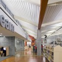 Valley-Hi North Laguna Library / Noll + Tam Architects (1) © David Wakely