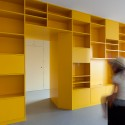 Yellow Apartment Renovation / Pedro Varela & Renata Pinho (41) © José Campos