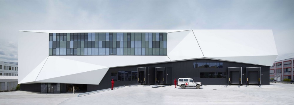 ICRC Logistics Complex / group8