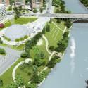 rendering © EXP architectes rendering © EXP architectes