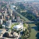 Urban Redevelopment of the Plaza del Milenio / EXP architects (2) © TAFYR