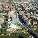 Urban Redevelopment of the Plaza del Milenio / EXP architects (1) © TAFYR