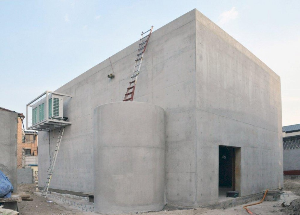 In Progress: Kukje Art Center / SO-IL