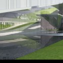 New Taipei City Museum of Art Proposal (3) lobby