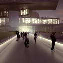 New Taipei City Museum of Art Proposal (8) Courtesy of Jean-loup BALDACCI &amp; Atelier BORONSKI