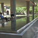 Landscape Design for Brockman Hall for Physics at Rice University / The Office of James Burnett (6) © Hester + Hardaway