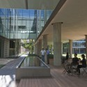 Landscape Design for Brockman Hall for Physics at Rice University / The Office of James Burnett (3) © Hester + Hardaway