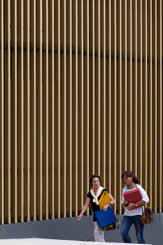 Vergilio Ferreira High School / Atelier Central