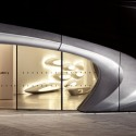 ROCA London Gallery / Zaha Hadid Architects (9) Courtesy of ROCA