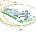Cornell's Proposed NYC Tech Campus_SunArcDiagram 004-w1280-h1280 Copyright Cornell University