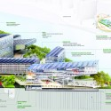 Cornell's Proposed NYC Tech Campus_SustainabilitySiteSection 005-w1280-h1280 Copyright Cornell University