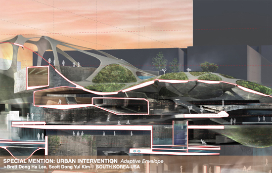 d3 Natural Systems International Architectural Design Competition Winners