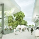 Hippodrome de Longchamp Proposal (9) Courtesy of Marc Anton Dahmen & Studio DMTW