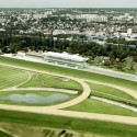 Hippodrome de Longchamp Proposal (1) Courtesy of Marc Anton Dahmen & Studio DMTW