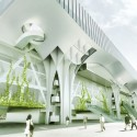 Hippodrome de Longchamp Proposal (3) Courtesy of Marc Anton Dahmen & Studio DMTW