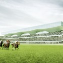 Hippodrome de Longchamp Proposal (4) Courtesy of Marc Anton Dahmen & Studio DMTW