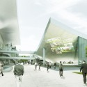 Hippodrome de Longchamp Proposal (7) Courtesy of Marc Anton Dahmen & Studio DMTW