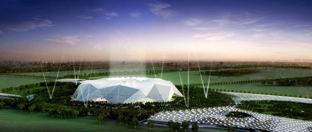 Morocco stadium and arena development news page 2 skyscrapercity grand stade de casablanca publicscrutiny Choice Image