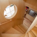 House with FUTOKORO / Mizuishi Architects Atelier (10) Courtesy of Mizuishi Architects Atelier