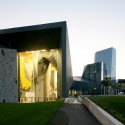 Salewa Headquarters / Cino Zucchi Architetti with Park Associati (9) © Cino Zucchi and Park Associati