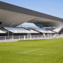 Stadium du Littoral / OLGGA Architects (16) © Julien Lanoo