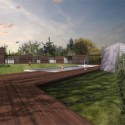 AIA Long Island &amp; Daniel J. Rowen Memorial Architectural Design Awards (3) Mothersill Rendering
