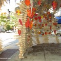 Sukkah 'In the Field' Installation (6) © Paul Clemence