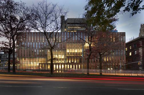WEISS/MANFREDI receives 2011 Chicago Athenaeum American Architecture Award