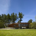Cornell Plantations Welcome Center / Baird Sampson Neuert Architects (11) © Tom Arban