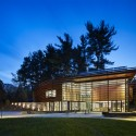 Cornell Plantations Welcome Center / Baird Sampson Neuert Architects (9) © Tom Arban