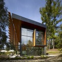 Cornell Plantations Welcome Center / Baird Sampson Neuert Architects (8) © Tom Arban