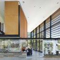Cornell Plantations Welcome Center / Baird Sampson Neuert Architects (6) © Tom Arban