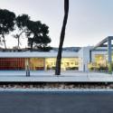 Club de Vela / SCT Estudio de Arquitectura (17) ©José Hevia