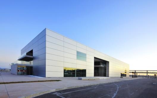 Alcudia marine station sct estudio de arquitectura 18 - Estudio arquitectura mallorca ...