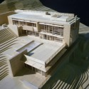 RMP_Gardone 011 Model © Richard Meier & Partners