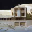 RMP_Gardone 012 Model © Richard Meier & Partners