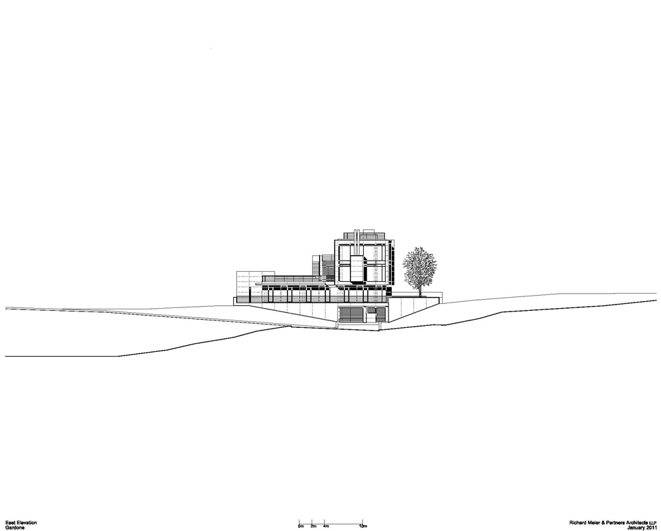 Villa Gardone / Richard Meier & Partners Architects