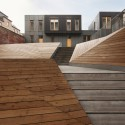 Residential Complex Le Lorrain / MDW Architecture (8) Courtesy of MDW Architecture