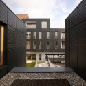 Residential Complex Le Lorrain / MDW Architecture (5) Courtesy of MDW Architecture